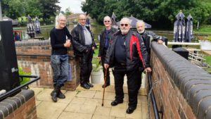 Five Go Motorcycling