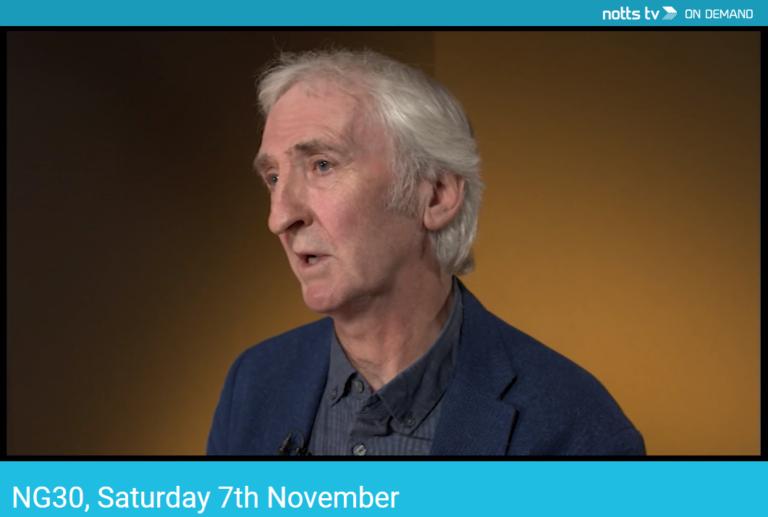 Watch NG30 Ep 2 Chris Weir 7th November 2020