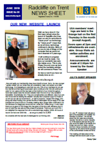 June News Sheet Now Online