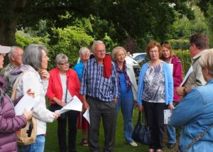 Meynell Langley Garden Group Trip